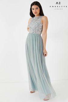 Angeleye Embellished Dress