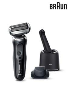 Braun Series 7 70-N7200cc Electric Shaver for Men, SmartCare Center