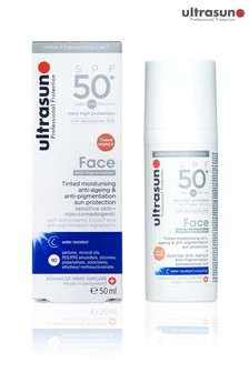 Ultrasun Tinted Anti Pigmentation Face 50+SPF - Honey
