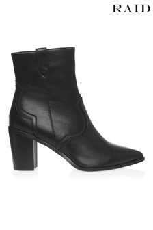 Raid Western Ankle Boot