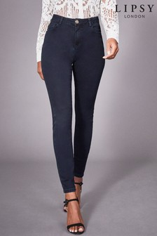 Lipsy Kate High Rise Skinny Jeans