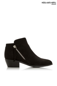 Head Over Heels Ankle Boot