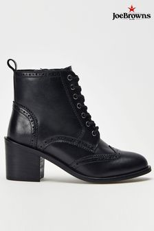 Bottines Joe Browns Smart And Smitten en cuir