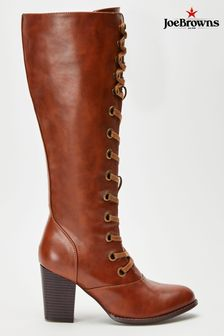 Joe Browns Tall Lace Up Boots