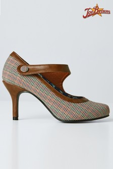 Joe Browns Court Strap Shoes