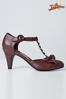 Joe Browns T Bar Court Shoes
