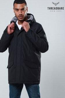 Threadbare Hooded Jacket
