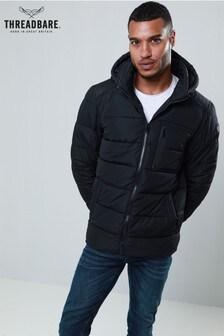 Threadbare Hooded Padded Jacket
