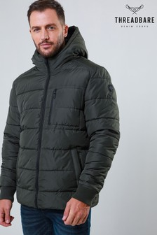 Threadbare Hooded Padded Jacket