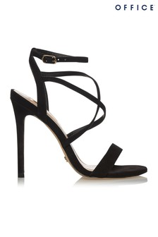 Office Hooria Strappy Heel Sandal