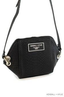 Kendall & Kylie Vegan Leather Crossbody Bag