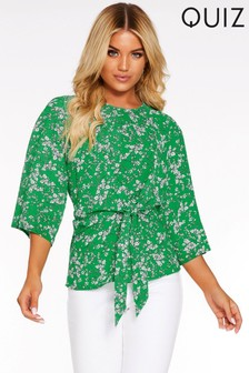 e77031204f8de8 Ladies Green Tops | Womens Green Blouses | Next Official Site