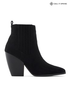 Call It Spring Stiefeletten mit Blockabsatz