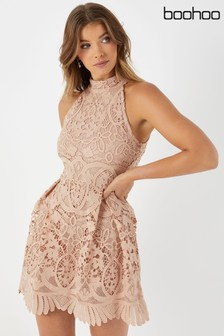 b037d96f22810 Boohoo Dresses For Women | Boohoo Work & Casual Dresses | Next