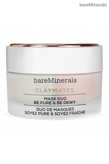 bareMinerals Double Duty Clay Mask Duo -  Purify & Hydrate