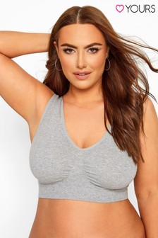 Yours Curve Seamless Non-Padded Bra