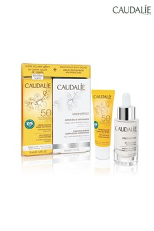 Caudalie Vinoperfect Serum and Suncare SPF 50 Duo