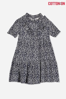 Cotton On Short Sleeve Dress