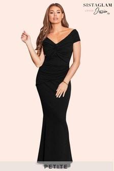 90a2867227 Sistaglam Loves Jessica | Black & Blue Dresses | Next UK