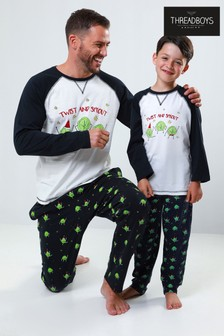 Threadboys Twist & Sprout Raglan PJ Set