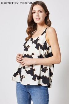 Dorothy Perkins Bow Back Top