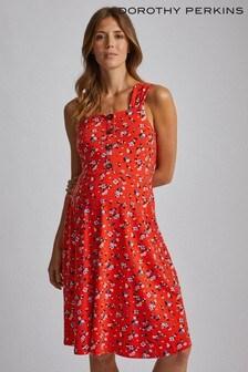 Dorothy Perkins Maternity Ditsy Print Dress