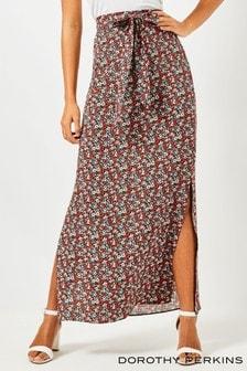Dorothy Perkins Tall Ditsy Floral Maxi Skirt