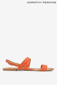 Dorothy Perkins Cross Over Sandals