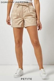 Dorothy Perkins Petite Chino Shorts