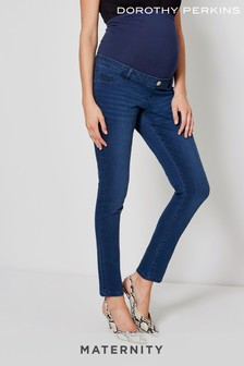 Dorothy Perkins Maternity Washed Skinny Jean