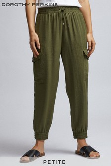 Dorothy Perkins Petite Utility Joggers