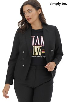 Simply Be Fashion Cropped Blazer