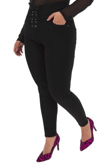 Simply Be Shape & Sculpt Corset Front Skinny Jeans