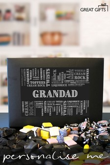 Personalised Liquorice Sweet Box By Great Gifts