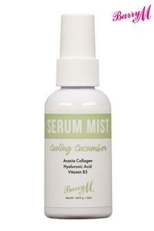 Barry M Serum Mist Cooling Cucumber 50ml
