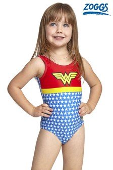 Zoggs Wonder Woman Swimsuit