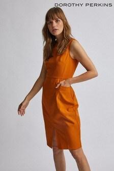 Dorothy Perkins Utility V Back Dress
