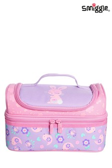 Smiggle Deja Vu Double Decker Lunchbox