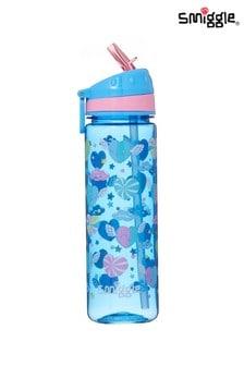 Smiggle Deja Vu Drink Bottle With Flip Top Spout