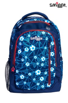 Smiggle Pop Backpack With Laptop Compartnent and Shoulder Straps