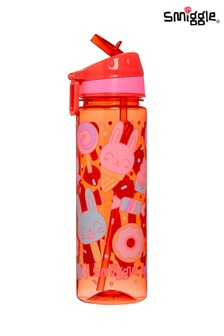 Smiggle Pop Water Bottle With Flip Top Spout