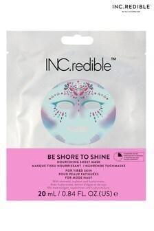 INC.redible Be Shore To Shine Mermaid Sheet Mask