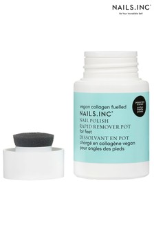Nails Inc Foot Nail Polish Remover Pot