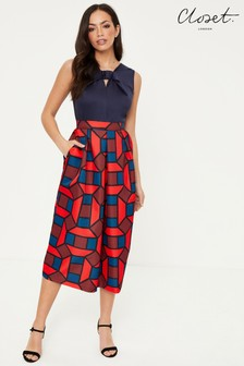 Closet Full Skirt Dress