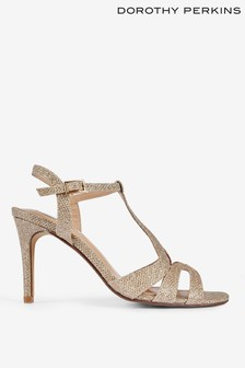 Dorothy Perkins T Bar Sandals