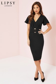 Lipsy Hardware Bodycon Dress