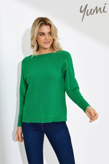 Yumi Relaxed Knit Jumper