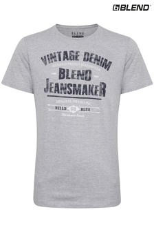 Blend Logo Printed T-Shirt
