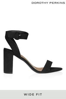 Dorothy Perkins Wide Fit Block Heels