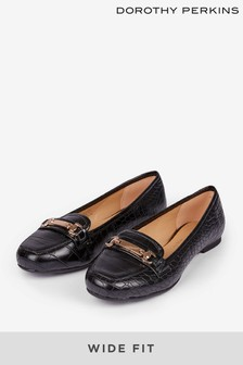 Dorothy Perkins Wide Fit Loafers